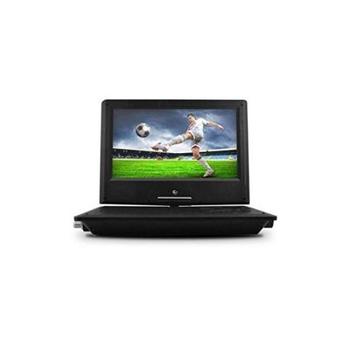 "Ematic EPD919BTL Portable DVD Player - 9"" Display - Black"