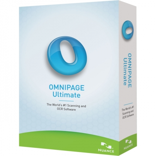OmniPage Ultimate