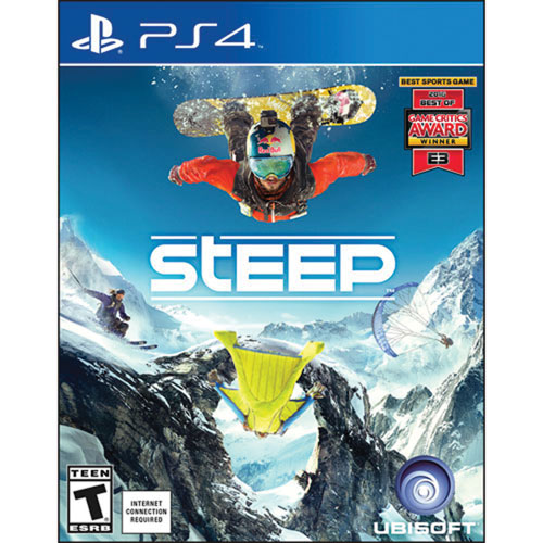 Steep (PS4) - Previously Played