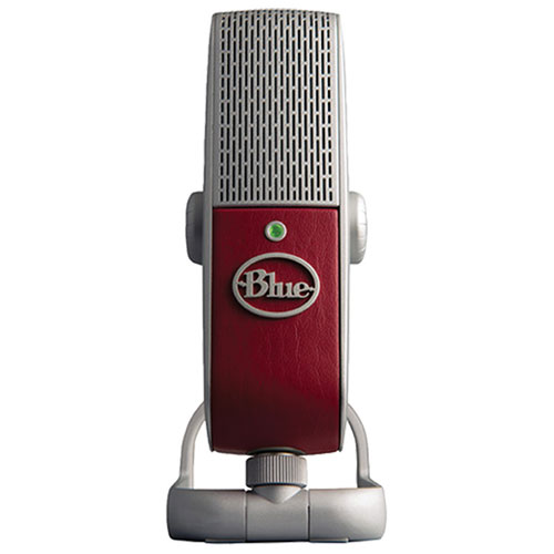Blue Microphones Raspberry Mobile USB Condenser Microphone