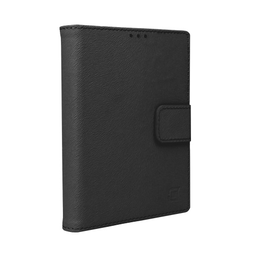 Caseco Wallet Case - For Blackberry Passport - Grey