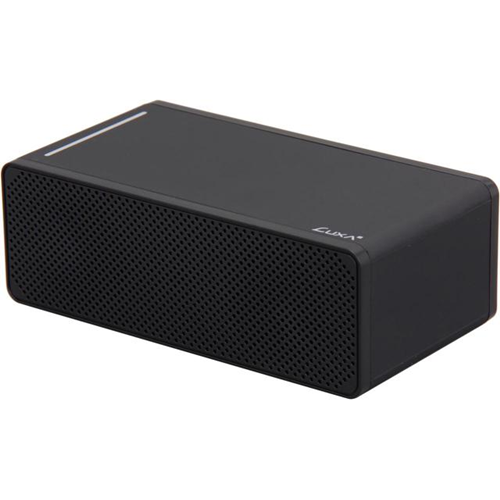 Luxa2 Groovy T Black Boom Box Speaker