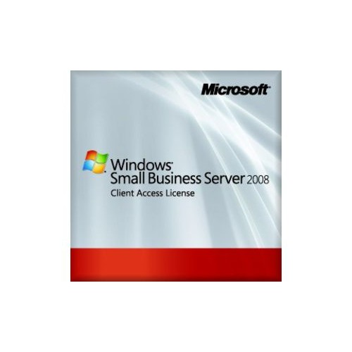 Microsoft Small Business Server 2008 Standard 5 User CAL Add On License