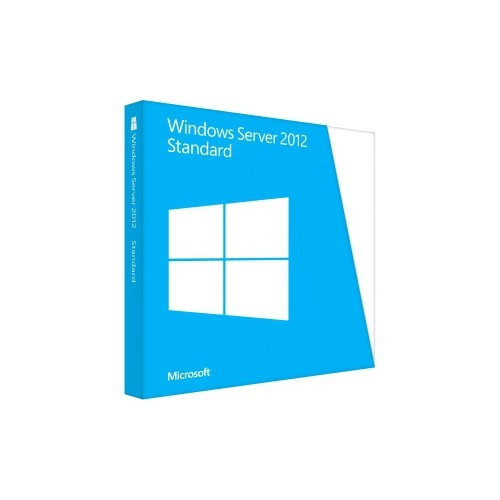 Microsoft Windows Server 2012 Standard 64 bit 2 Processor OEM French
