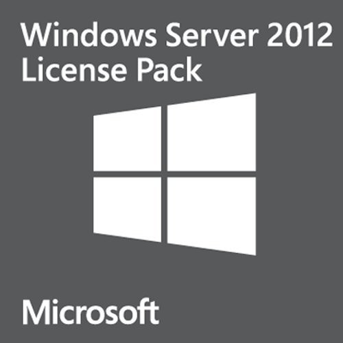Microsoft Windows Server 2012 5 User CAL Add On License