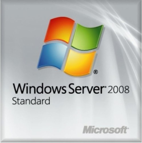 Microsoft Windows Server 2008 Standard R2 OEM 64x SP1 with 5 CAL French