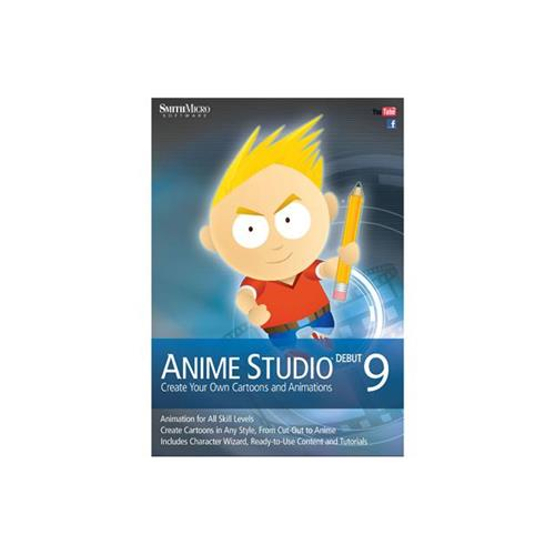 N/A SmithMicro Anime Studio Debut 9