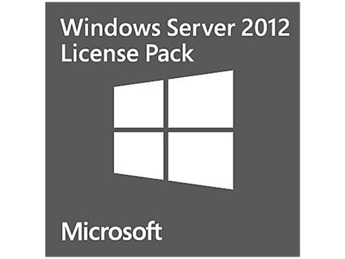 Microsoft Windows 2012 Remote Desktop Services 1 User CAL