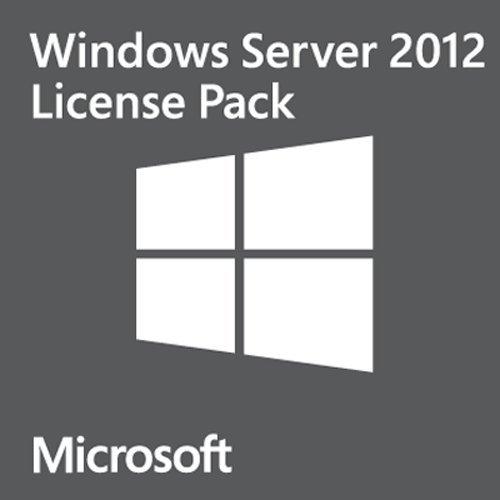 Microsoft Windows 2012 Remote Desktop Services 5 User CAL