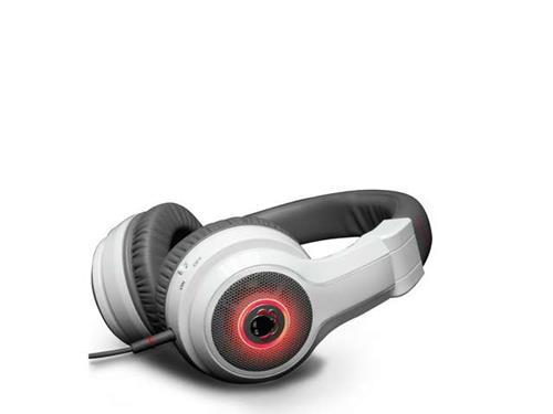 Boomphones Phantom (Polished White)
