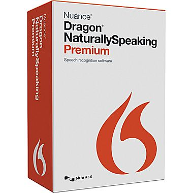 Nuance Dragon Naturally Speaking 13 Premium French