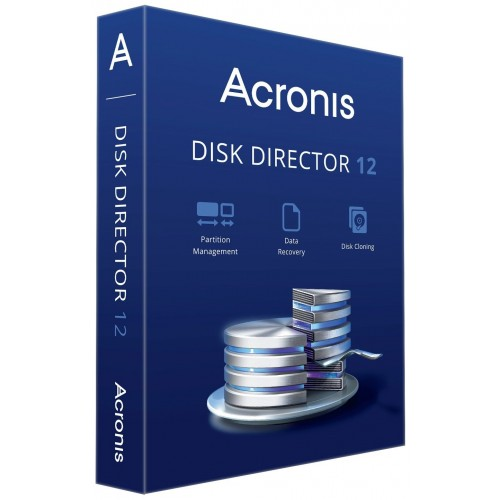Acronis Disk Director 12 for PC