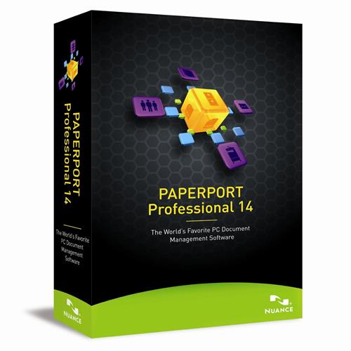 Nuance PaperPort 14 Professional