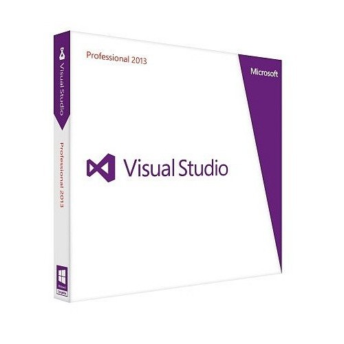 Microsoft Visual Studio 2013 Professional Upgrade