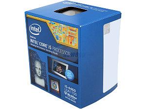 Intel Core i5-4460 Quad-Core 3.2GHz LGA 1150 Processor
