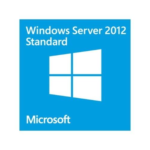 Microsoft Windows Server 2012 Standard 2 CPU 64 bit OEM French
