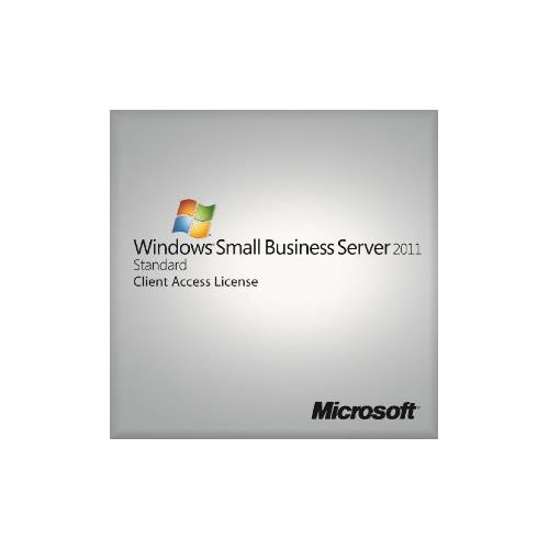 Microsoft Small Business Server 2011 5 CAL Add On License