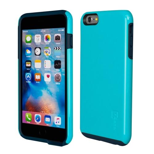 Caseco iPhone 6/6S Plus Flux Hybrid Custom Case - Blue/Navy