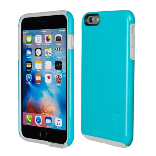 Caseco iPhone 6/6S Plus Flux Hybrid Custom Case - Blue/White