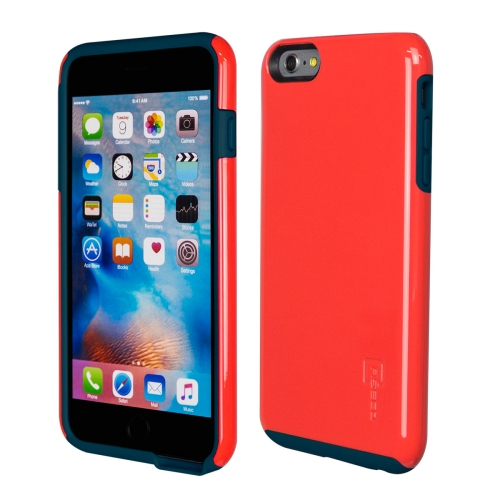 Caseco iPhone 6/6S Plus Flux Hybrid Custom Case - Red/Navy