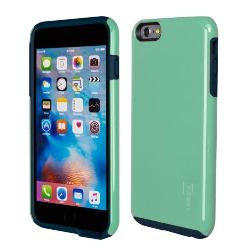 Caseco iPhone 6/6S Plus Flux Hybrid Custom Case - Turquoise/Navy