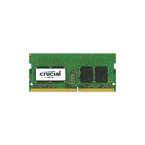 Crucial Memory CT8G4SFS824A 8GB DDR4 2400 SODIMM SRx8 Retail