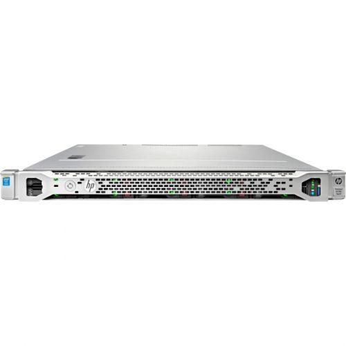 HP ProLiant DL160 G9 1U Rack Server - 1 x Intel Xeon E5-2620 v4 Octa-core (8 Core) 2.10 GHz