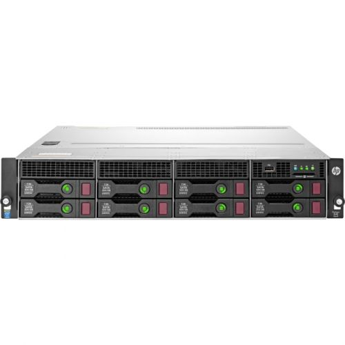HP ProLiant DL80 G9 2U Rack Server - 1 x Intel Xeon E5-2620 v4 Octa-core (8 Core) 2.10 GHz
