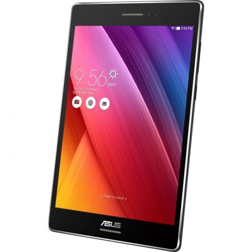 "Asus ZenPad S 8.0 Z580C Z580C-B1-BK 32GB Tablet - 8"" - In-plane Switching (IPS) Technology - Wireless LAN - Intel Atom Z3530"