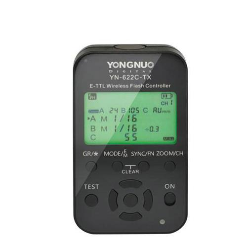 Yongnuo YN622C-TX E-TTL Wireless Flash Controller for Canon