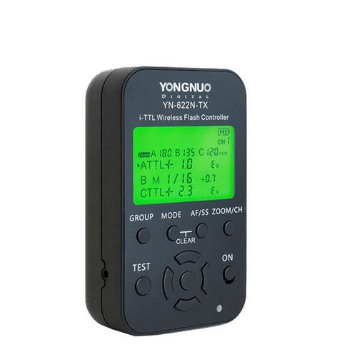 Yongnuo YN622N-TX i-TTL Wireless Flash Controller for Nikon