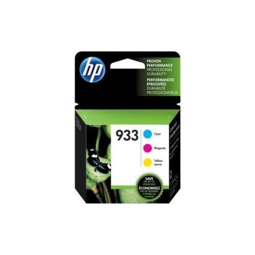 HP 933 Ink Cartridge - Cyan, Yellow, Magenta
