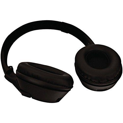 ECKO LINK2 BLUETOOTH HEADPHONES BLACK