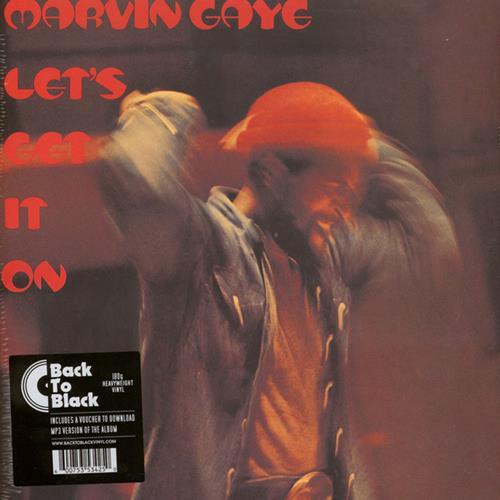 Marvin Gaye Let's Get It On (Vinyl)