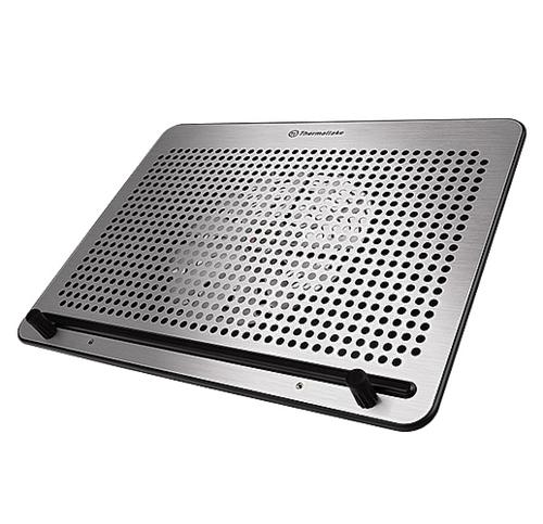 "Thermaltake Massive A21 17"", 1*200mm , Plastic+Aluminum Notebook Cooler (CL-N011-PL20BLA)"