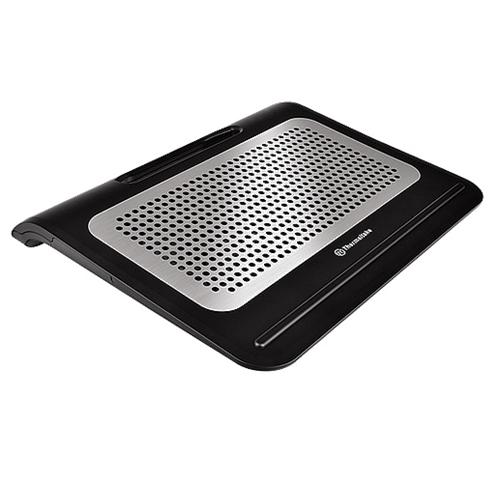 "Thermaltake Massive A22 17"", 1*200mm , Plastic+Aluminum Notebook Cooler (CL-N012-PL12BLA)"
