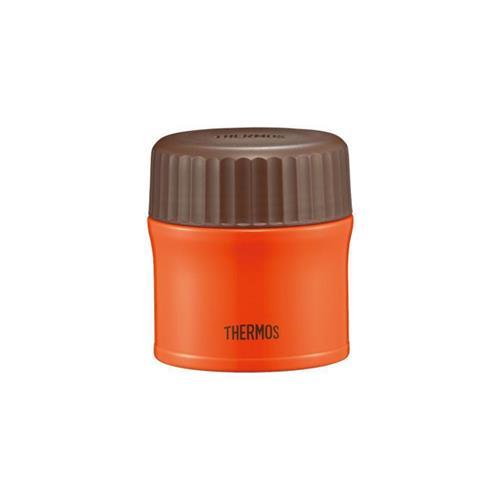 Thermos Stainless Steel Food Jar - Orange