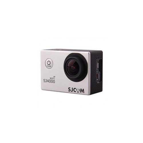 Sjcam SJ4000 Plus Novatek 96655 12MP 2K Sport Action Waterproof Camera - Silver