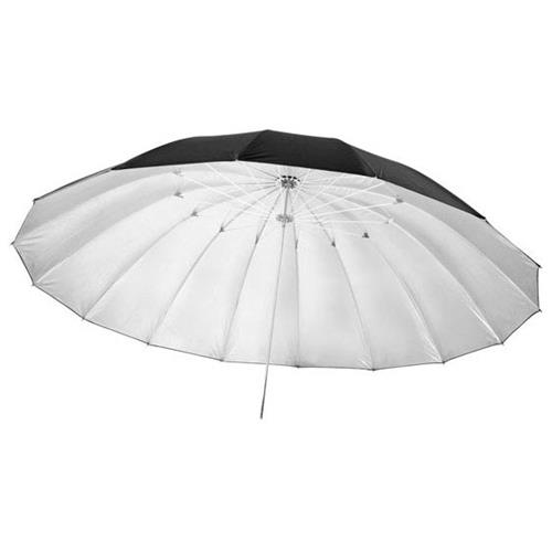 "PixelCam 150cm 60"" Photography Pro Studio Black/White Reflector Umbrella"