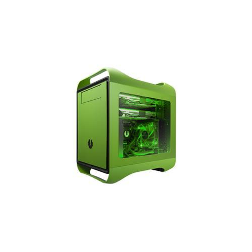 Bitfenix Prodigy M mATX Green Window