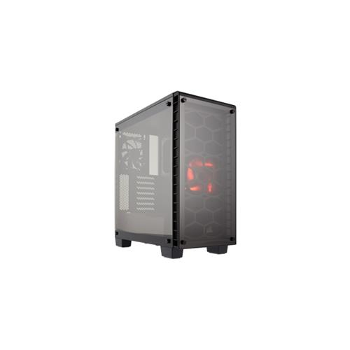 Corsair Crystal Series 460X ? Tempered Glass Compact ATX Mid-Tower Case