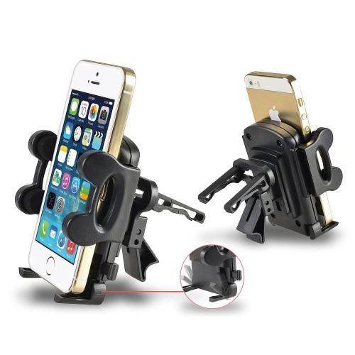 Insten Car Air Vent Phone Holder, Black