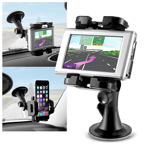Insten GPS Windshield Phone Holder