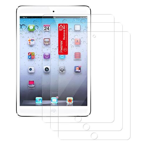 Insten 3-piece Reusable Screen Protector Compatible with Apple iPad Mini1/2/3