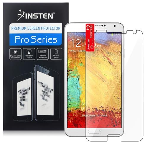 Insten Screen Protector Compatible with Samsung Galaxy Note III N9000