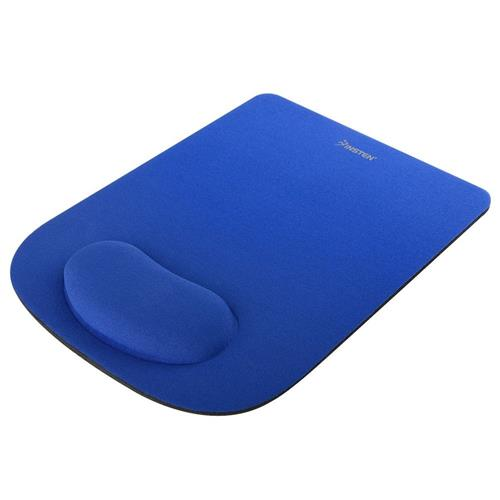 Insten Wrist Comfort Cushion Mousepad For Optical/ Trackball Mouse, Blue