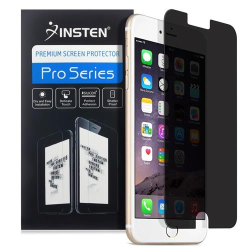 Insten Privacy Filter compatible with Apple iPhone 6 Plus/6s Plus
