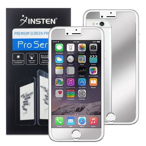 Insten Mirror Screen Protector compatible with Apple iPhone 7/iPhone 8