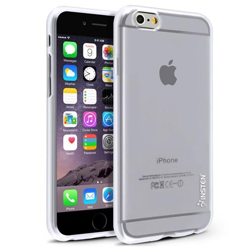 Insten TPU Case For Apple iPhone 6/6s, Clear