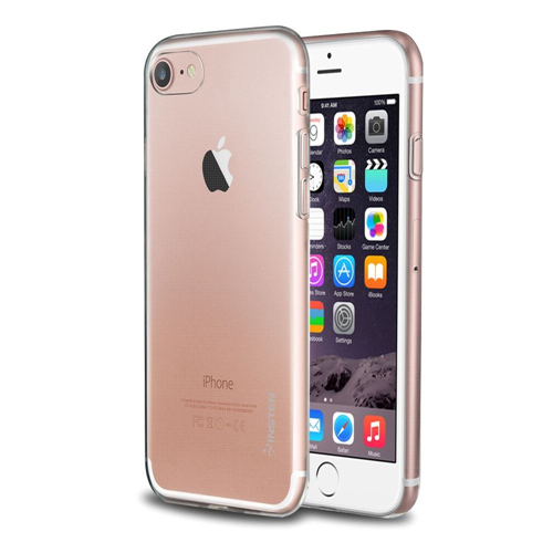 Insten TPU Case For Apple iPhone 7/iPhone 8, Clear